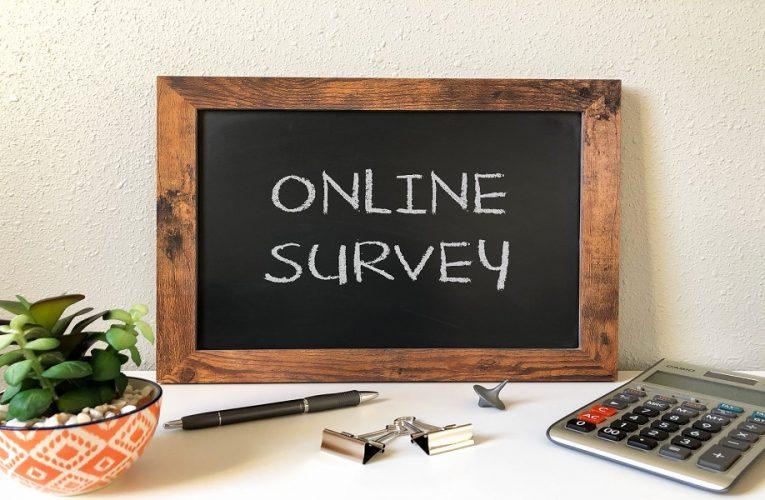 Earn through Online Surveys