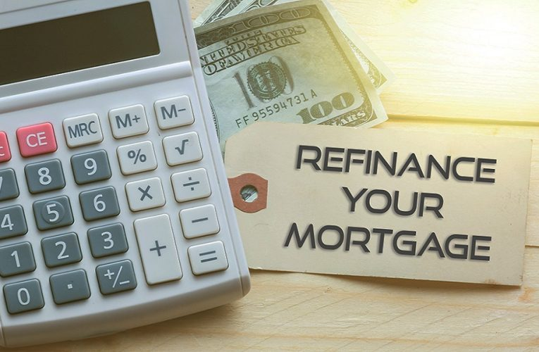 What does it mean to refinance your loan?