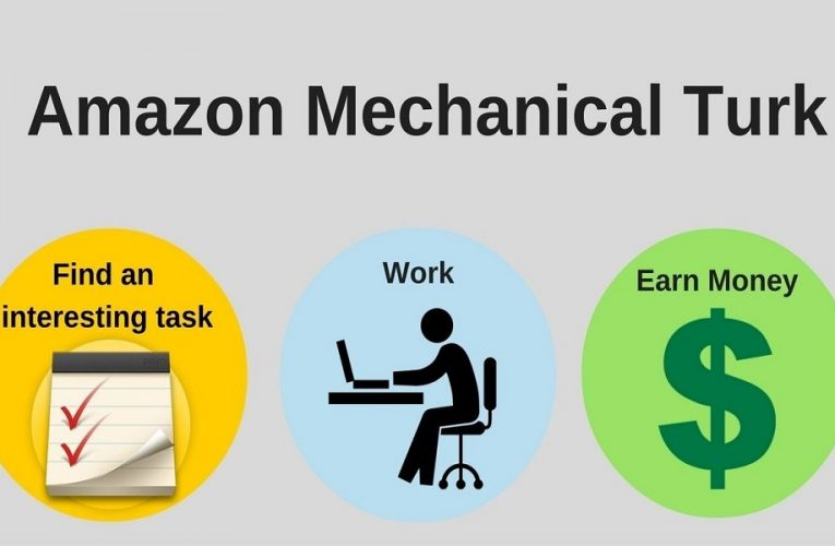 How to earn from Amazon Mechanical Turk?
