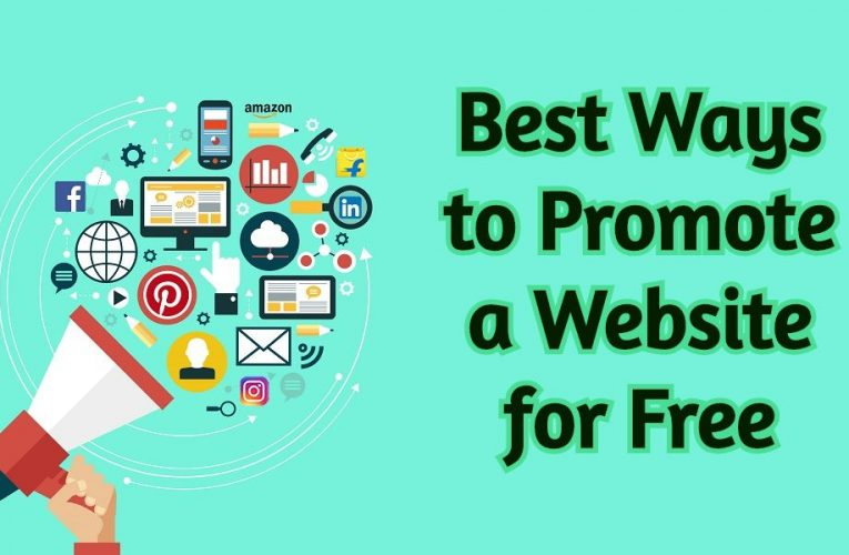 Best Ways to Promote a Website for Free