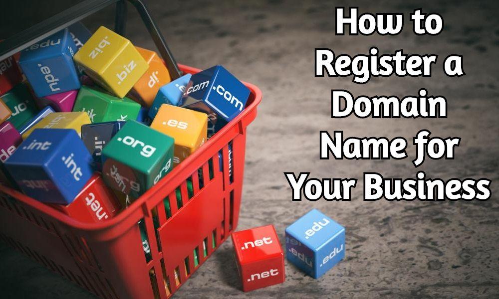 Register Business Domain