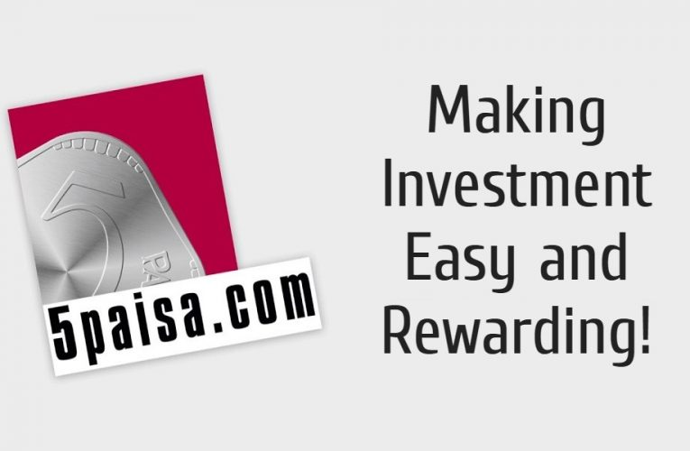 5Paise: Making Investment Easy and Rewarding!