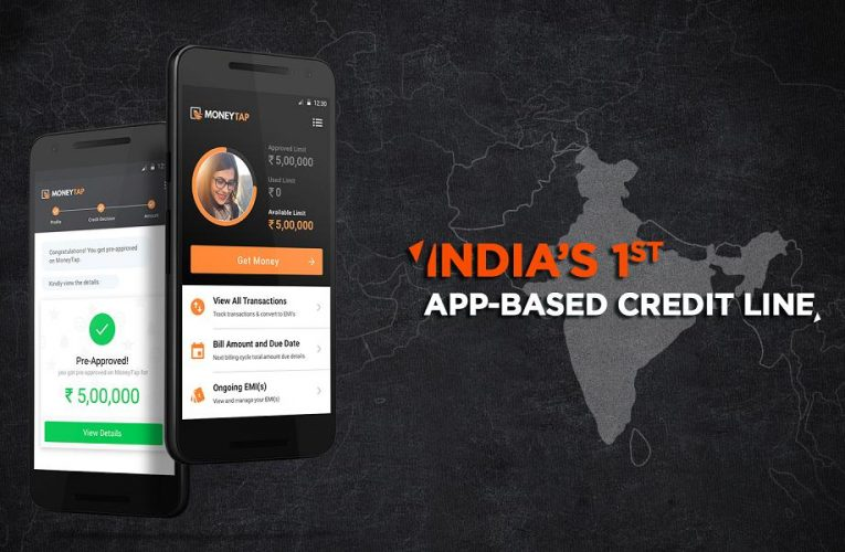 MoneyTap: Best App to Get Instant Loan