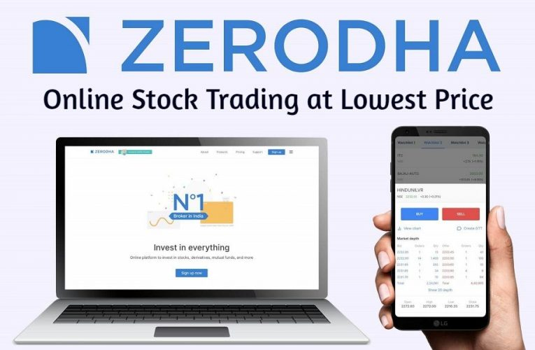 Zerodha Review: Online Stock Trading at Lowest Price