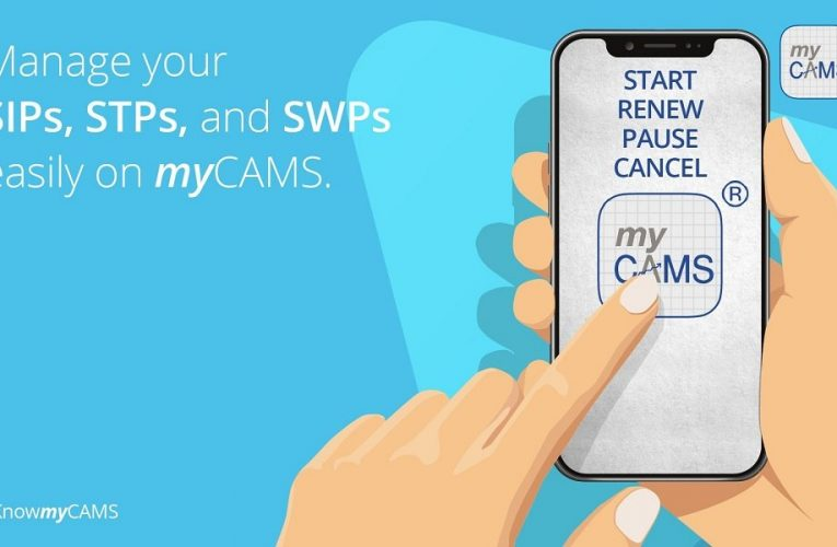 myCAMS Review – Buy Sell Invest Mutual Funds
