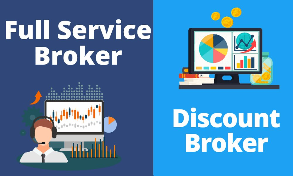 Full-Service Brokers or Discount Brokers