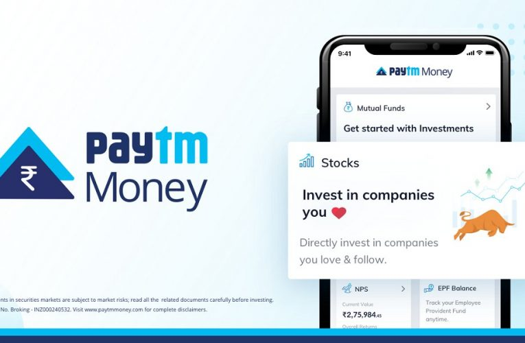 Paytm Money – Stocks & Mutual Funds Investment App