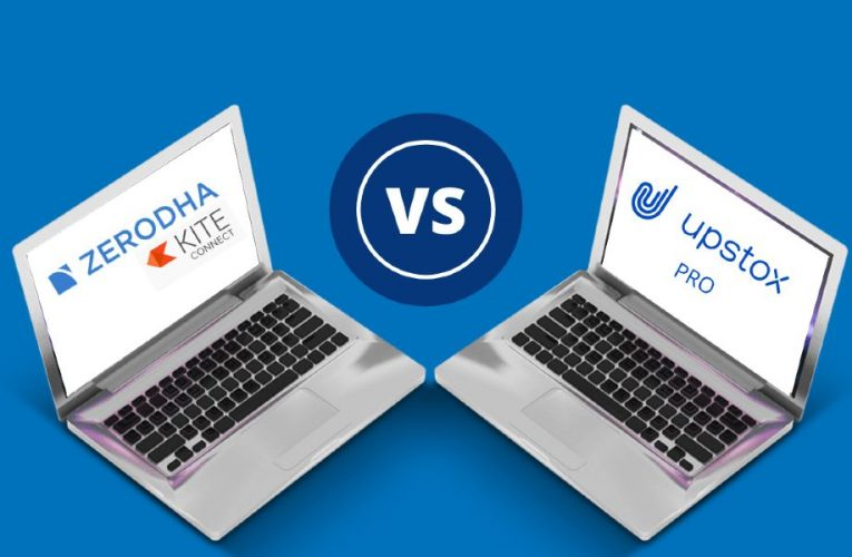 Zerodha Vs Upstox – Best Stock Broker in India 2021