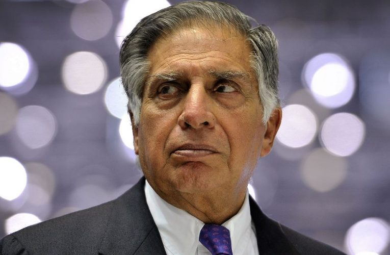 Ratan Tata- India's Favourite Industrialist