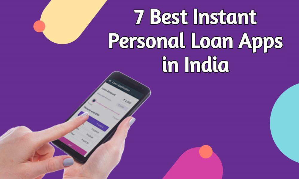 Instant Personal Loan App