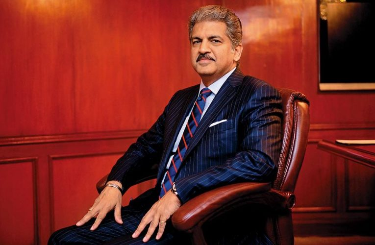 Anand Mahindra's Life is all the Motivation You Need