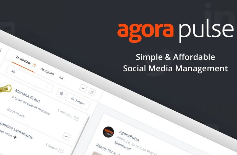 AgoraPulse — No Better Place to Track Social Performance