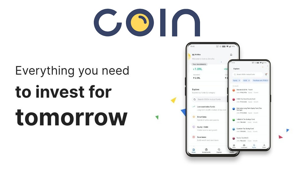 Coin by Zerodha
