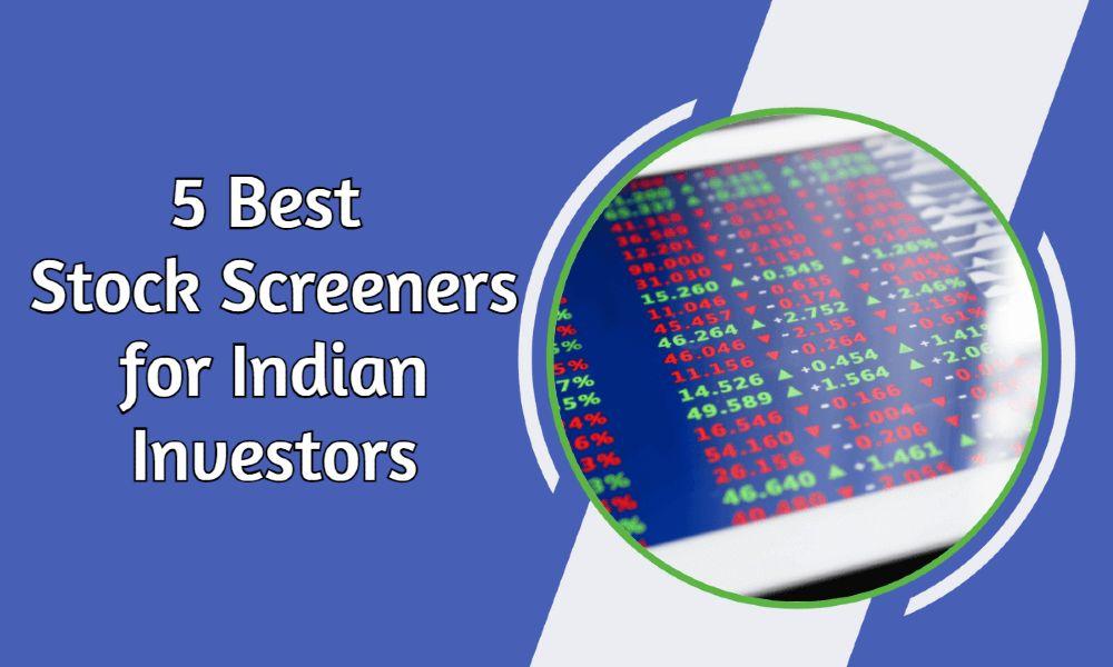Top 5 Stock Screener