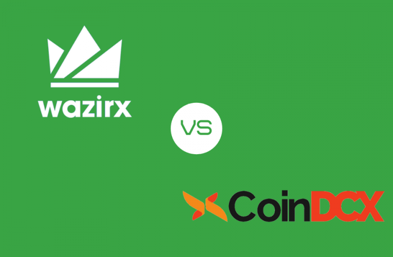 WazirX or CoinDCX – Which one is Better?