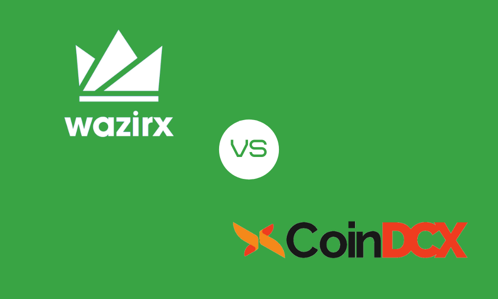 WazirX vs Coindcx