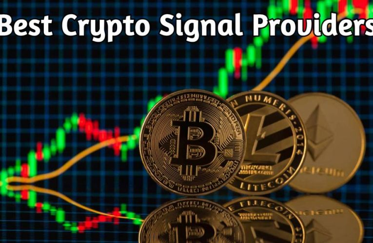 4 Best Crypto Signal Providers on the Internet