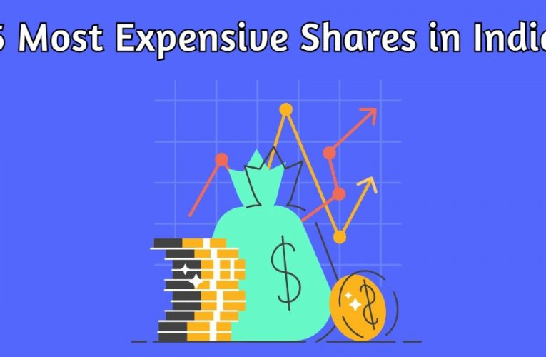 The 5 Most Expensive Shares in India